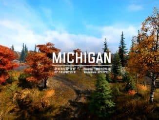 Мичиган - заставка из видео