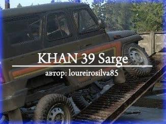KHAN 39 Sarge