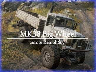 MK38 Big Wheel