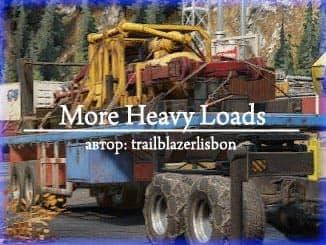 More Heavy Loads